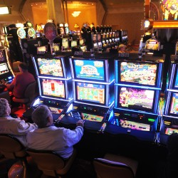 Online gambling companies fight for equal footing with land-based casinos