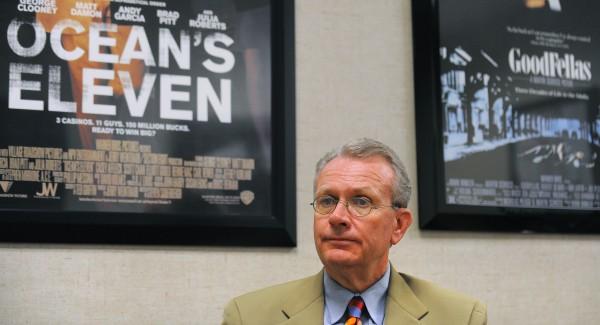 John Osborne, general manager of Hollywood Casino in Bangor.