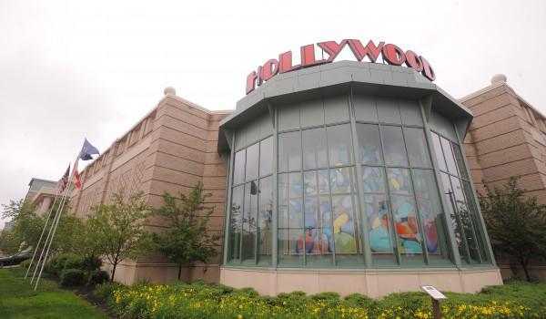 Hollywood Casino in Bangor.