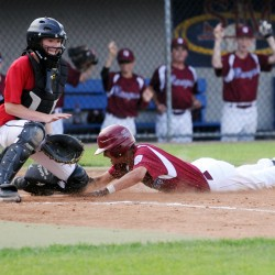 Bangor Junior League All-Stars eliminate Brewer, stay alive in baseball tourney