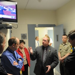 Sheriff: Flat funding from state may force layoffs at Penobscot County Jail