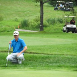 Three share lead at Maine Open Golf Championship
