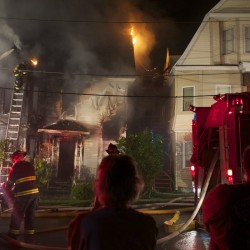 Brewer fire guts home of Bangor restaurant matriarch