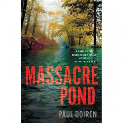 'Massacre Pond' another hit for Maine author Doiron