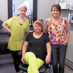 Salon in Bangor offers eyelash extensions, a new trend in beauty