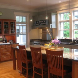 One of eight kitchens on Merryspring's Kitchen Tour
