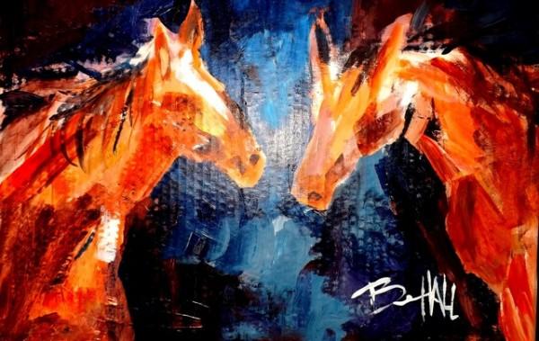 Ben's Horses