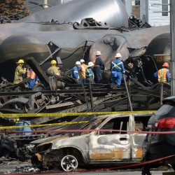 Catastrophic Quebec train explosion 'a failure of management,' union rep says