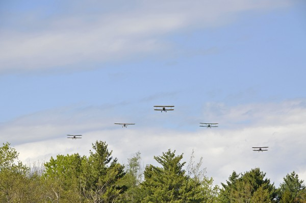 Museum planes will take to the sky to perform a memorial flyover in honor of Dave Mauro will take place Sunday, July 21 at noon (weather permitting). An airshow is planned for both Saturday and Sunday (weather permitting).