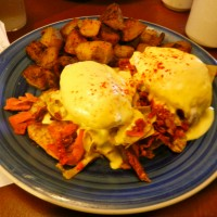 Breakfast rules at Rockland's cheery, bright Home Kitchen Cafe