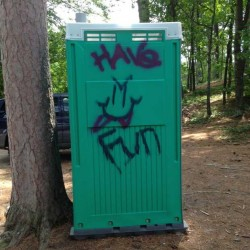 Maine bishop condemns mosque graffiti