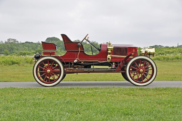 "The Owls Head Transportation Museum's  rare 1908 Stanley Model K ""Semi-Racer"" will be exhibited at the Misselwood Concours d'Elegance in Beverly, Mass."