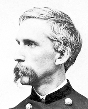 Joshua Chamberlain, who grew up in Brewer, commanded the 20th Maine Infantry Regiment during its epic stand at Little Round Top in Gettysburg.