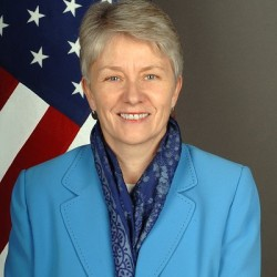 U.S. Assistance Secretary or State for Oceans and International Environmental and Scientific Affairs, Dr. Kerri-Ann Jones, will present the Fifth Annual Deborah Pulliam Memorial Lecture in Castine on July 23.