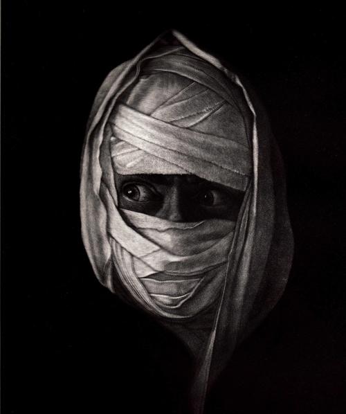 Kirkuk, mezzotint by James Groleau