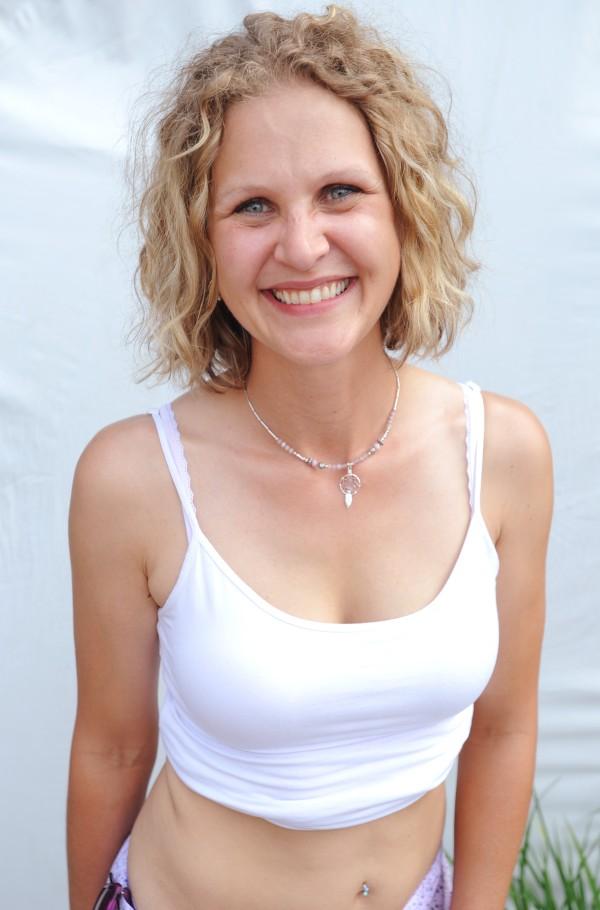 Bree Morin, 36, Augusta, Maine.