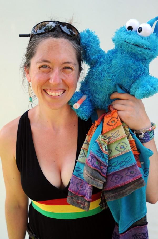 Sarah Antell, 35, Vermont.