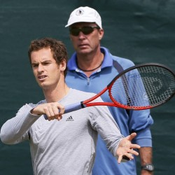 Tennis great Ivan Lendl leads junior academy in SC