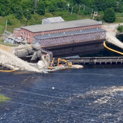 Dam removal a milestone for the Penobscot