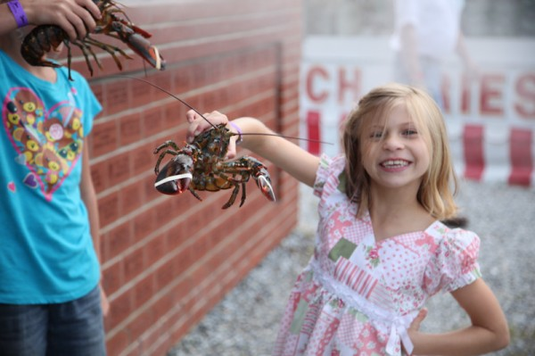 Scenes from the 2012 Maine Lobster Festival.