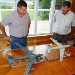 Former Loring Air Force Base airman recalls dramatic midair rescue over Atlantic