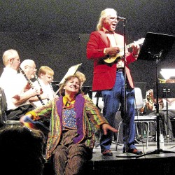 Circus band to perform in Bucksport