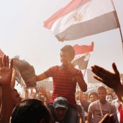 Ellen Umphrey: From inside, watching Egypt's freedom fight