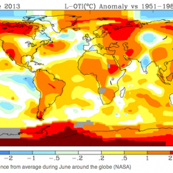2012 has 90 percent chance of becoming warmest year on record in U.S.