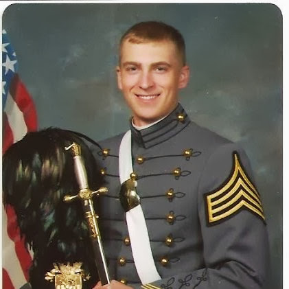 Cadet Jonathan Bruce Goodin