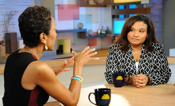 Robin Roberts interviews Juror B29, the only minority juror from the George Zimmerman trial, on an episode of &quotGood Morning America&quot that aired July 26, 2013.