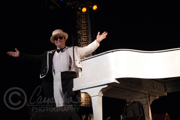 Elton John Tribute Band- Yellow Brick Road, to perform at Fort Knox, July 6th.