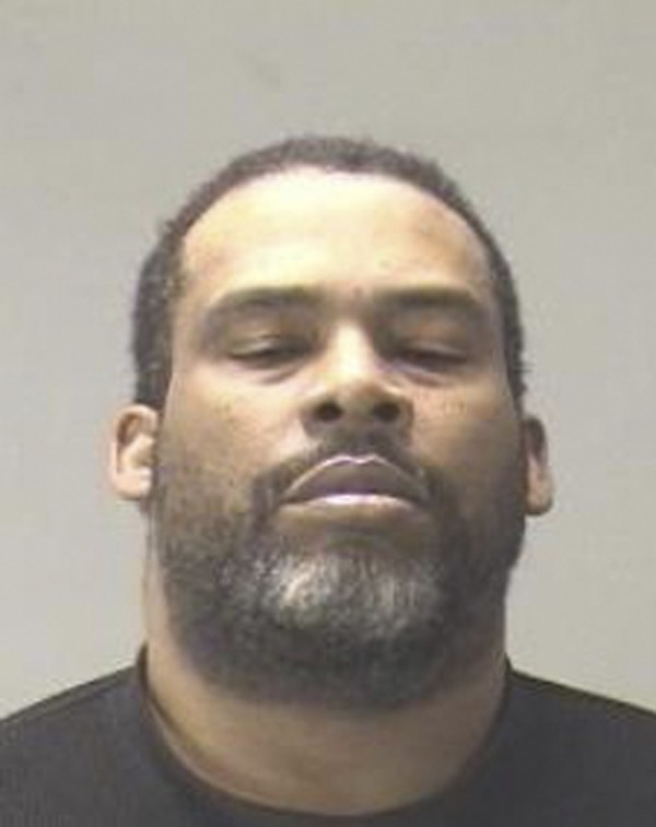 Erbie Bowser is shown in this Dallas County Sheriff's Department booking photo released on August 8, 2013. Bowser was taken into custody in the Dallas suburb where two of four victims were killed in a shooting rampage, Corporal Melissa Frank of the DeSoto Police Department said.