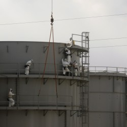 Operator of Japan nuke plant starts pumping radioactive water