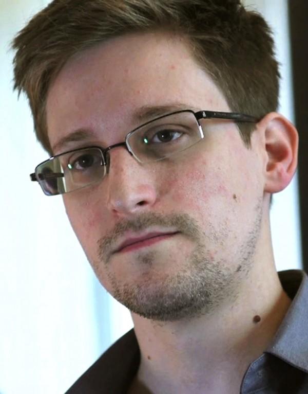 NSA whistleblower Edward Snowden