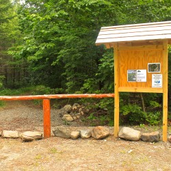 Conservation group sprucing up trails in Maine, New England