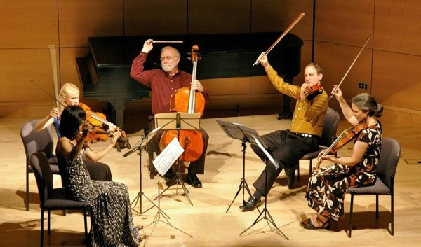 The Portland Chamber Music Festival turns 20 this month.