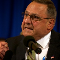 LePage's legislative snub is personal