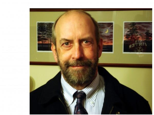 RSU 13 Superintendent Lew Collins