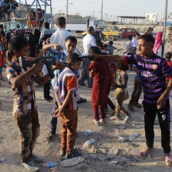 Bombs kill 30 in Iraq's worst violence in a month