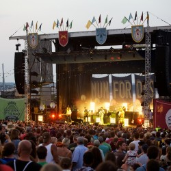 Portland made $54,000 from Mumford & Sons concert