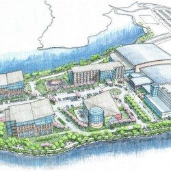 Obama administration invests in Thompson's Point redevelopment