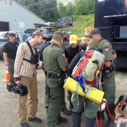"Officials ""mystified"" as search for missing Appalachian Trail hiker enters Day 6"