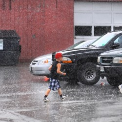 Person struck by lightning as severe thunderstorms hit Maine; 23,000 lose power