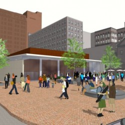Proposed Congress Square Plaza development draws mixed reviews in Portland