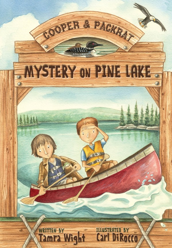 &quotMystery on Pine Lake,&quot by Tamra Wight