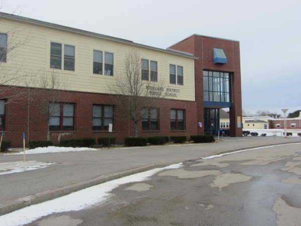Rockland District Middle School