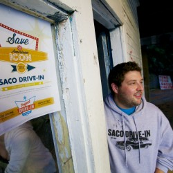 3 UMaine students to run Saco drive-in theater