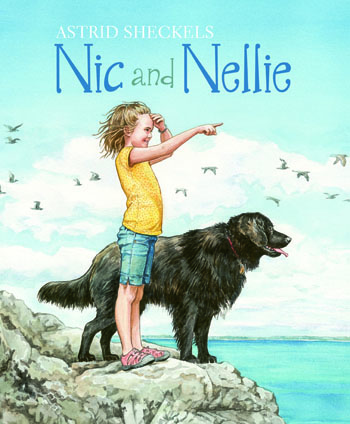 """Nic and Nellie,"" by Astrid Sheckels"