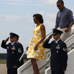 Obamas to vacation in Maine next weekend