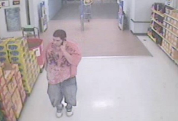 Brewer police are seeking the public's help in identifying this suspect in an alleged identity theft on Sunday.